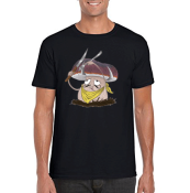 Camiseta Boletus (Color Negro)